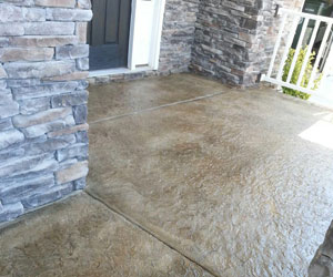 Pictures Of Outdoor Concrete Floor Finishes